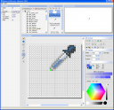 Bitmap editor - Editing Cursor resource